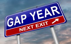 The Gap is No Pitfall: the Benefits of Taking a Year Off