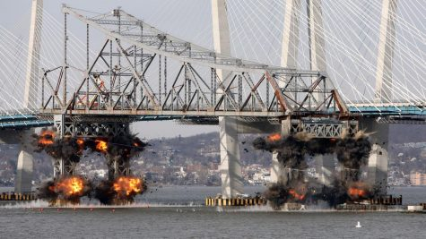 Kaboom! A Dramatic Farewell to the Tappan Zee Bridge