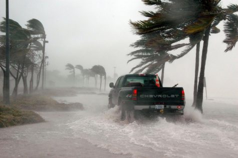 Record-Breaking Hurricanes Slam Texas, Florida, Caribbean